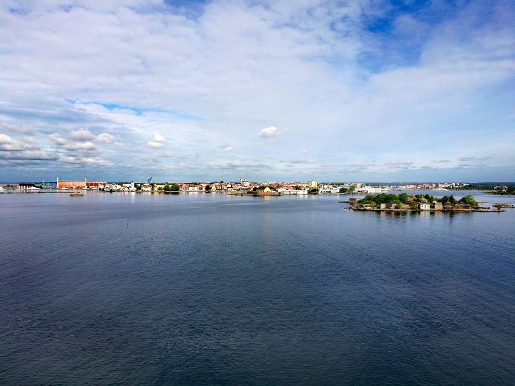Karlskrona hav