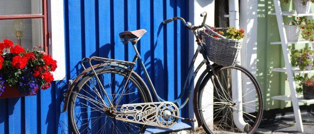 Karlskrona en småstad
